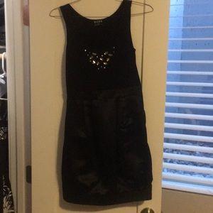 BCBG Paris Embellished Dress